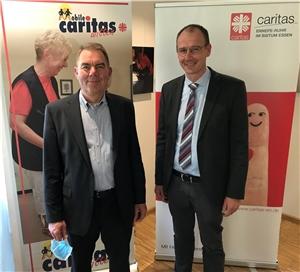 Bundestagskandidaten im Caritas-Check